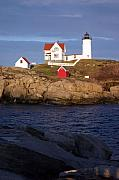 Linda Drown - Nubble Lighthouse  Maine