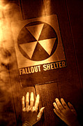 Shelter Photos - Nuclear Disaster by Olivier Le Queinec