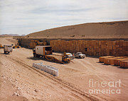 Storage Prints - Nuclear Waste Storage Print by U.S. Department of Energy