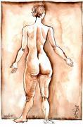 Ion vincent DAnu - Nude Joelle in Camaieu