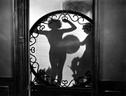 1920s Paintings - NUDE SHADOW, 1920s by Granger