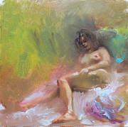 Ylli Haruni - Nude Study
