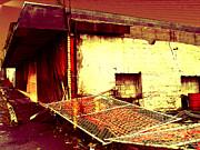 Silvie Kendall - Nuked Warehouse