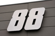 Racing Number Photos - Number 88 by Karol  Livote