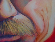Transportation Drawings Originals - Number Three Dale Earnhardt by Joan Pollak