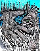 Jon Baldwin  Art - Numbers Up