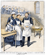 Professor Posters - Nursing School, 1885 Poster by Granger