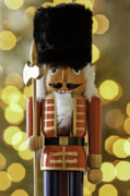 Toy Photos - Nutcracker by Harry H Hicklin
