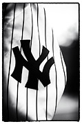 Ny Yankees Baseball Art Prints - NY Pride Print by John Rizzuto