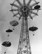 Parachute Jump Prints - Ny: Worlds Fair, 1939-40 Print by Granger