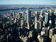 New York City Skyline Photos - Nyc 1 by Anita Burgermeister