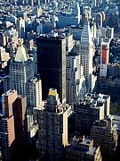 New York City Skyline Photos - Nyc 2 by Anita Burgermeister