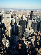New York City Skyline Photos - Nyc 3 by Anita Burgermeister