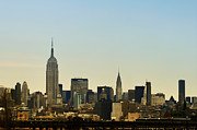 Nyc Digital Art Metal Prints - Nyc Metal Print by Bill Cannon