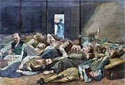 Nyc: Homeless, 1874 Print by Granger