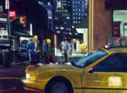George Grace - NYC Taxicab