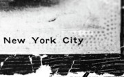 Urban Art Art - NYC Vintage Graphic by AdSpice Studios
