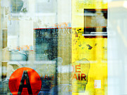 Anahi DeCanio - NYC Yellow Reflections