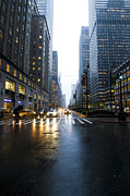 Rainy Day Photos - Nyc046 by Svetlana Sewell