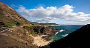 Oahu Photos - Oahu Coastal Getaway by Mike Reid