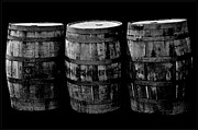Wine Barrel Photos - Oak Barrel Max BK by LeeAnn McLaneGoetz McLaneGoetzStudioLLCcom