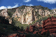 Oak Creek Photos - Oak Creek Canyon by John Rizzuto
