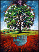 Planet Earth Originals - Oak Roots by John Lautermilch