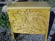 Oak Reliefs - Oak Tree Box by Christina White