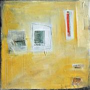 Yellow Paintings - Oasis by Tim Nyberg