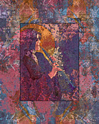 Player Digital Art - Oboe Lament by Mary Ogle