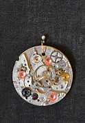Old Jewelry Originals - Occasional Piece 4 by Gwen Albee