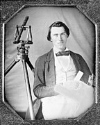 Daguerreotype Prints - Occupational Portrait Of An Print by Everett