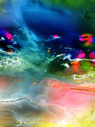 World No. 1 Paintings - Ocean 13 by Andreas Wemmje