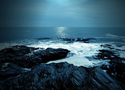 Prints Photos - Ocean Blue by Thomas Theroux