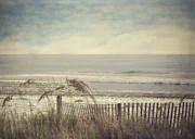 Vintage Photographs Prints - Ocean Breeze Print by Kathy Jennings