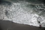 Ocean Breezes 38 Print by Debbie Pippin