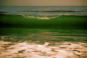 Malibu Beach Prints - Ocean Waves Print by Art Kardashian