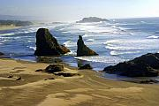 Oceanscape Print by Marty Koch