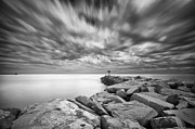 Larry Marshall - Oceanside Harbor Jetty 4