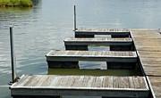 Oconee Lake View I I  Print by Sheri McLeroy