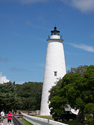Julie Leavelle - Ocracoke Lighthouse