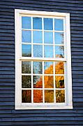 Colonial Art - October Reflections 4 by Edward Sobuta