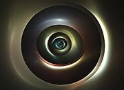 Ocular Lens Print by Kim Sy Ok