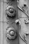 Architectural Detail Prints - Ode to Julia Morgan - Architectural Detail II Print by Suzanne Gaff