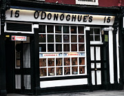 Dublin Photos - ODonoghues by John Rizzuto