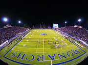 Fans Prints - ODU Football at Foreman Field Print by Old Dominion University