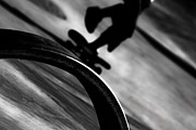Skate Photo Originals - Off For a Roll by Geraint Rowland
