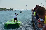 Randy J Heath - Off Shore Power Boats Victory Toss