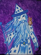 Jordan Art Paintings - Off to See the Wizard by Jeannie Atwater Jordan Allen