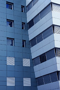 Finance Photo Prints - Office Building Print by Carlos Caetano